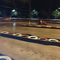 Photo taken at Fuar alani Go-Kart by Cansu C. on 7/26/2013
