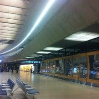 Photo taken at Aeroporto Internacional de Confins / Tancredo Neves (CNF) by Resende R. on 5/31/2013