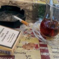 Photo taken at Üçgen Park by Alper G. on 7/15/2014