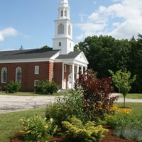 Photo taken at Brookside Congregational Church, United Church of Christ by Brookside Congregational Church, United Church of Christ on 5/7/2014