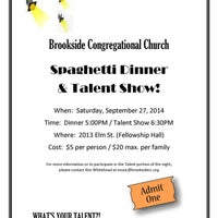 Photo taken at Brookside Congregational Church, United Church of Christ by Brookside Congregational Church, United Church of Christ on 9/9/2014