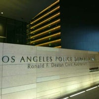Photo taken at LAPD Headquarters by θωμαζ Υ. on 2/13/2013