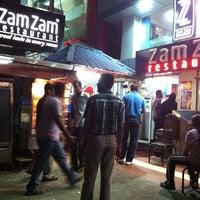 Photo taken at Zam Zam Restaurants by Sreejith G. on 3/17/2013
