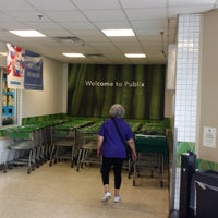Photo taken at Publix by Mike B. on 6/21/2017
