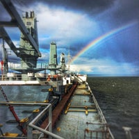 Photo taken at St Petersburg Anchor by Viktor Y. on 9/28/2015