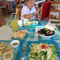 Photo taken at Ouzeri Greek Restaurant by Oxana A. on 8/2/2013