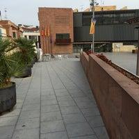 Photo taken at Ajuntament de Gelida by Julia G. on 4/22/2016