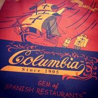 Photo prise au Columbia Restaurant par Jeff W. le9/17/2012