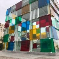 4/21/2018にLeonardo Tiberius ⛵がCentre Pompidou Málagaで撮った写真