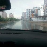 Photo taken at Üniversite Caddesi by Şule K. on 6/6/2013