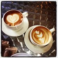 Photo taken at Hacienda San Pedro Coffee Shop by José L. on 4/22/2013