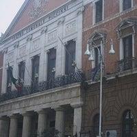 Photo taken at Teatro Comunale Piccinni by Viaggiareinpuglia.it on 1/31/2013