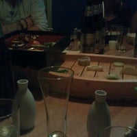 Photo taken at Sakura Japanese Restaurant by Eddie B. on 10/20/2012