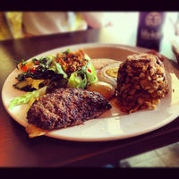 Photo taken at Falafel in Berlin by tazMAYnia on 9/24/2012