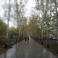 Снимок сделан в Парк-аллея «Восход» пользователем Михаил Т. 5/18/2013