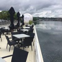 Foto tomada en La Cuisine du BelRive por Jacques G. el 5/18/2017