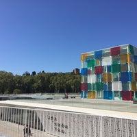 Foto tomada en Centre Pompidou Málaga por Jacques G. el 4/2/2017