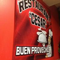 Photo taken at Restaurant Cesar by Juzt P. on 6/19/2013