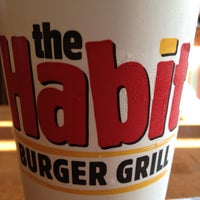 Photo taken at The Habit Burger Grill by John P. on 2/3/2013