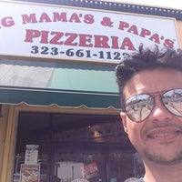 Photo taken at Big Mama's and Papa's Pizzeria by Ricardo F. on 6/21/2014