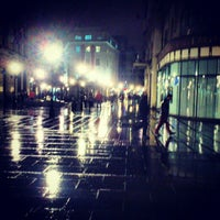 Photo taken at Knez Mihailova by Nikola A. on 3/11/2013