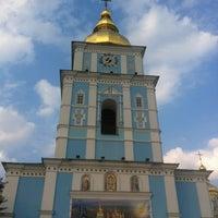 Photo taken at михайловская церковь by Torishka on 8/14/2013
