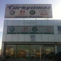 Photo taken at Türkyılmaz VW by Cumhur Ç. on 2/2/2013