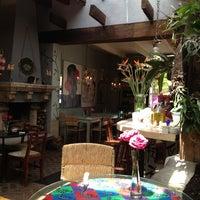 Photo taken at Café Rama by Elena L. on 4/5/2013