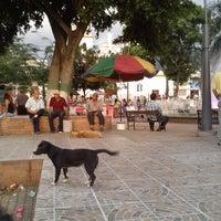 Photo taken at Iglesia san juan nepomuseno by Jorge A. on 2/11/2013
