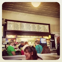 Photo taken at Crown Candy Kitchen by Stephen R. on 6/29/2013