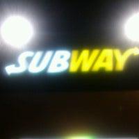 Foto tomada en Subway por Fernando S. el 7/7/2013