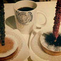 Photo taken at de chocolate Coffee Popup Store by shin n. on 11/8/2013