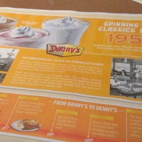 Photo taken at Denny's by Brian G. on 2/2/2013