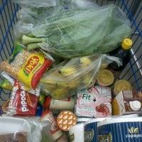 Photo taken at Supermercados Cristal by Caroline S. on 2/20/2013