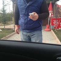 Photo taken at Arif Büfe by Özgür A. on 3/3/2013
