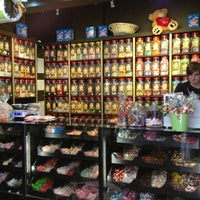 Photo taken at Aunty Nellie's Sweet Shop by Nickie B. on 9/4/2013