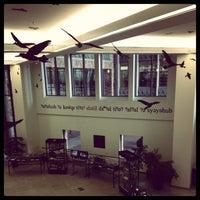 Photo taken at UW: Allen Library by Cassius X. on 2/11/2013
