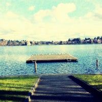 Photo prise au Green Lake Loop par Cassius X. le2/7/2013