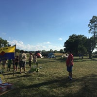 Photo taken at Fort Meigs State Memorial Park by Tanya H. on 7/15/2016