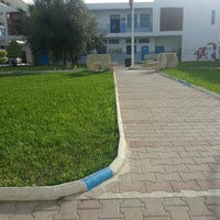 Photo taken at ESSEC Tunis by Shayma c. on 10/14/2014