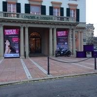 Photo taken at Chambre de Commerce et d'Industrie Sud Alsace Mulhouse by Mathieu N. on 11/15/2013