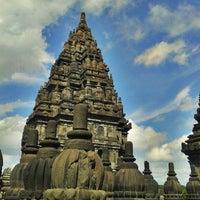 Photo taken at Candi Prambanan (Prambanan Temple) by Issam A. on 7/15/2013