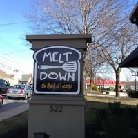 Photo taken at Melt Down Grilled Cheese by Michelle on 3/9/2013