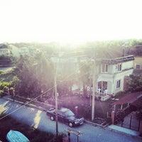 Photo taken at Uezmen Terrace Sisha and BQ lounge by Ertan Uezmen M. on 6/18/2013