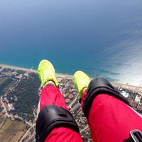 Photo taken at ESCAPE PARAGLIDING LANDING OFFICE by Natali K. on 5/12/2016