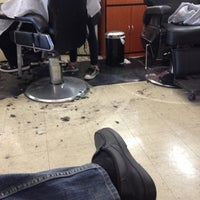 Photo taken at Shields & West Barber Shop by Sy O. on 11/20/2012