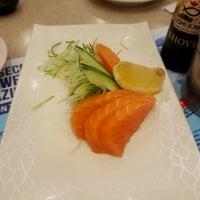Photo taken at Sushi King by Mehmet A. on 9/5/2017