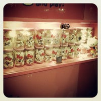 Photo taken at Hello Kitty Cafe by Nin on 2/3/2013
