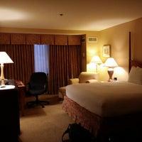 Photo taken at Hilton Newark/Fremont by Marqus L. on 1/17/2014
