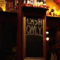 Photo taken at Hemlock Tavern by Tyson Q. on 10/26/2012